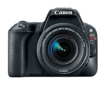 Canon Eos Rebel Sl2 Dslr Camera With Ef-s 18-55mm Stm Lens - Wifi Enabled 3