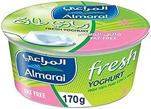 Al-Marai Zabadi Fat Free 170 gram