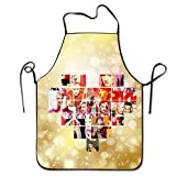 LFISH3 Pickup Heart Band Creative Lockrand Apron