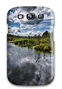 Tough Galaxy AQRykhu5771kVKNE Case Cover/ Case For Galaxy S3(beautiful Stream)
