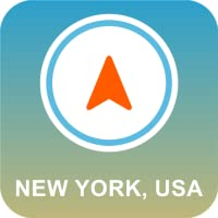 New York, Stati Uniti d'America GPS