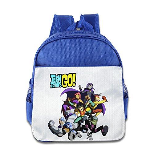 Quasi Teen Titans Cartoon Custom Children Kids Girls Boys Ba