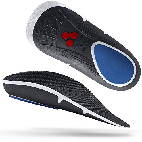 M75-3/4 Size, Max Alignment, fits on top of existing Insole