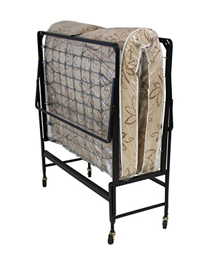 Serta Rollaway Bed, 39-Inch/Twin (Simmons Spring Box Set)