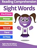 Sight Words Reading Comprehension Workbook, Have Fun Have Fun Teaching, 1501060163