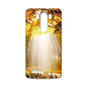 Autumn forest scenery Phone Case for LG G3