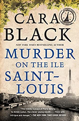 book cover of Murder on the Ile Saint-louis