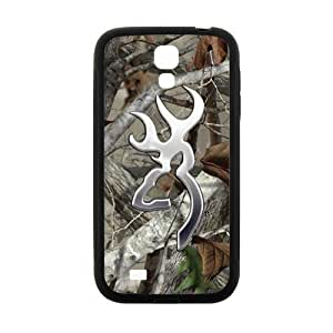 Custom Unique Design Camo Samsung Galaxy S4 Silicone Case hjbrhga1544