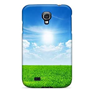 New Arrival Premium S4 Case Cover For Galaxy (sky Published In Nature Tags)