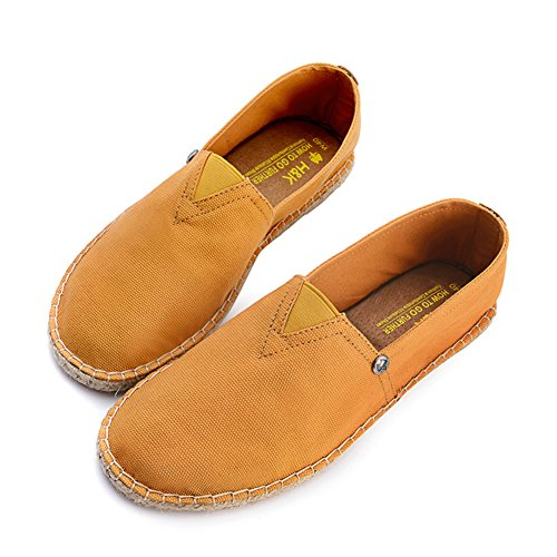 3f054bc9d057 on sale TIOSEBON Mens Canvas Slip on Shoes Sneakers - ptcllc.com