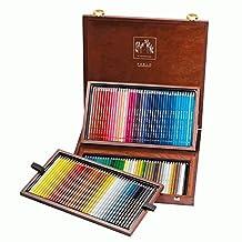 120 Pablo Color Pencils Wooden Box Caran Dache (japan import)