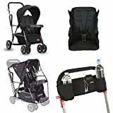 Evenflo® Vive Travel System with Embrace LX Infant Car Seat (Black)