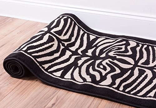 zebra-animal-print-black-off-white-2x7-2-x-73-runner-area-rug-modern-easy-care-cleaning-shed-free-ca