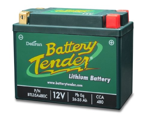 Battery Tender BTL35A480C Lithium Iron Phosphate Battery