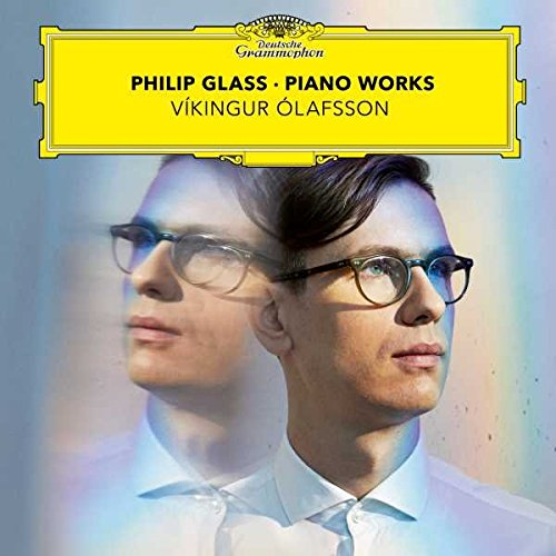 CD : Vikingur Olafsson - Philip Glass: Piano Works (CD)