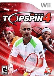 Top Spin 4 - Nintendo Wii