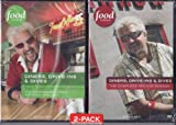 Guy Fieri Diners, Drive-Ins & Dives: The Complete First and Second Season 6 DVD SET