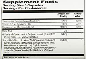 Solaray Malic Acid with Magnesium Supplement, 90 Count