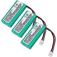 2.4V Rechargeable Home Cordless Phone Battery for Uniden BT101 BT-1011 BT1011 BT-1018 BT1018 VTech AT&T/Lucent BT184342 BT-184342 BT284342 BT-28433 BT6010 BT8000 BT8001 BT8300 AT&T