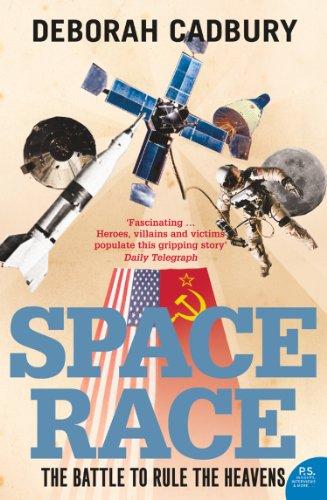Descargar Libro Space Race: The Battle To Rule The Heavens Deborah Cadbury
