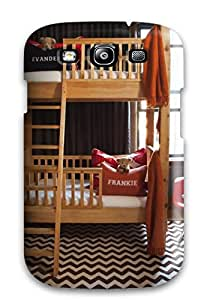 New Arrival Case Cover With Galaxy Design For Galaxy S3 Enclosed Porch With Built-in Gourmet Grill And Fireplace