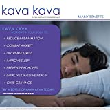 Kava Kava | 700mg Capsules | Stress Relief and