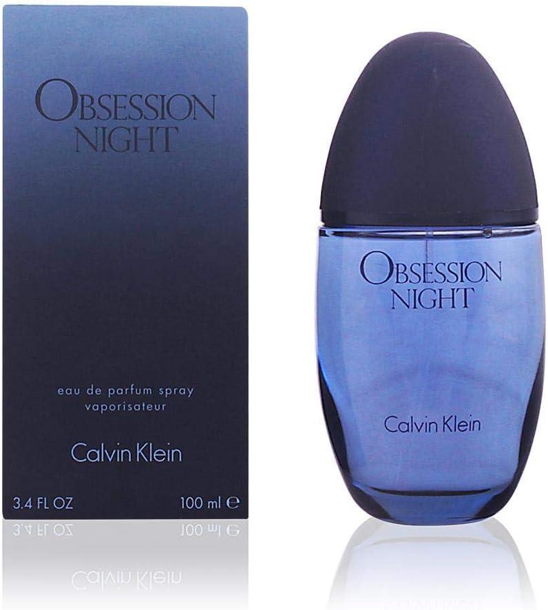 Calvin Klein Obsession Night - Agua de perfume, 100 ml