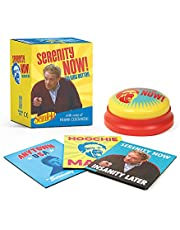 Seinfeld: Serenity Now! Talking Button: Featuring the voice of Frank Costanza!