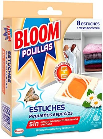 Bloom Polillas – 8 estuches: Amazon.es: Salud y cuidado personal