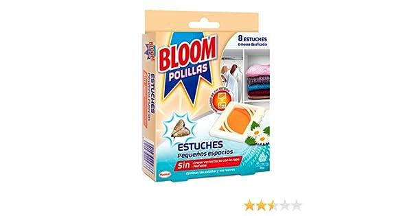 Bloom Polillas – 8 estuches: Amazon.es: Salud y cuidado personal