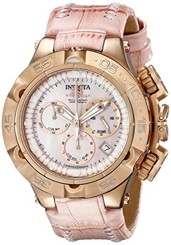 Invicta Women's 17230 Subaqua Analog Display Swiss Quartz Pink Watch