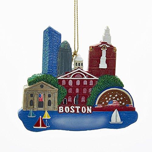 Boston Christmas Ornaments - 9
