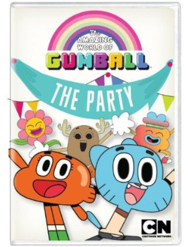Cartoon Network: Amazing World of Gumball, The: Volume 3 - The Party (DVD)]()