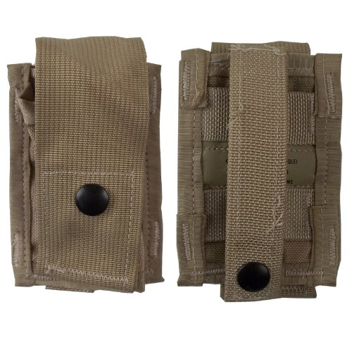 MOLLE 40MM Grenade Pouch Single Desert Camo