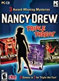 Nancy Drew Triple Threat: Treasure In The Royal Tower / The Final Scene / Secret Of The Scarlet Hand