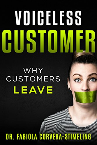 Download for free Voiceless Customer: Why Customers Leave