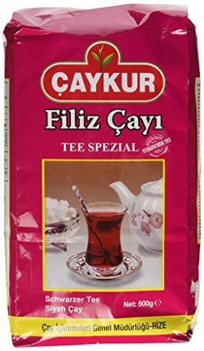 Istanbul Turkey Food - Special Turkish Tea (Filiz Tea) 500g
