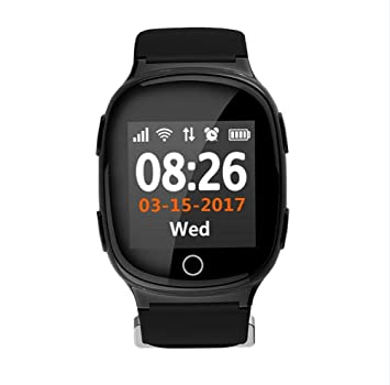 Reloj GPS Seguimiento de seguridad por wifi Rastreador de ...