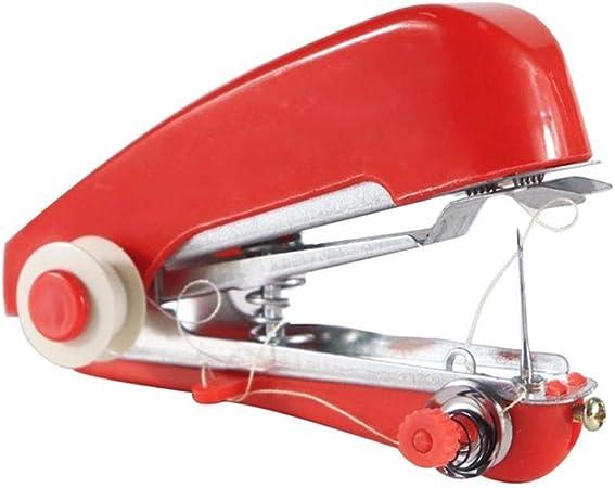 Máquinas de Coser Compacta máquina de Coser Mini Manual de Coser ...