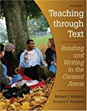 img - for Teaching Through Text: Reading and Writing in the Content Areas by McKenna, Michael C. Published by Pearson 1st (first) edition (2008) Paperback book / textbook / text book