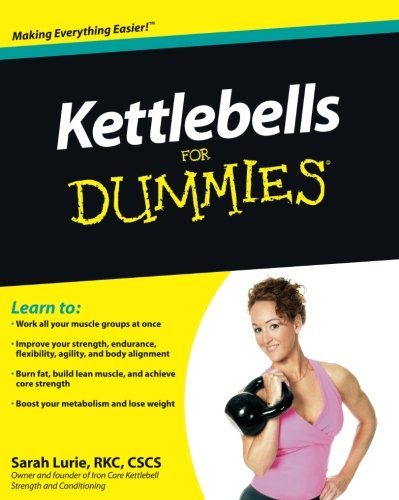 Kettlebells For Dummies - Dummy Blue Door
