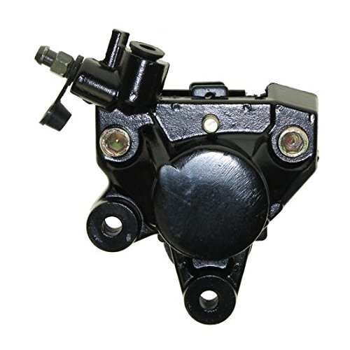 Brake Calliper Piston 1FRONT BLACK for Neos Grimeca, Gilera, Peugeot Speedfight, Yamaha Aerox, BWs, MBK Booster, Nitro Citomerx 2T 161487