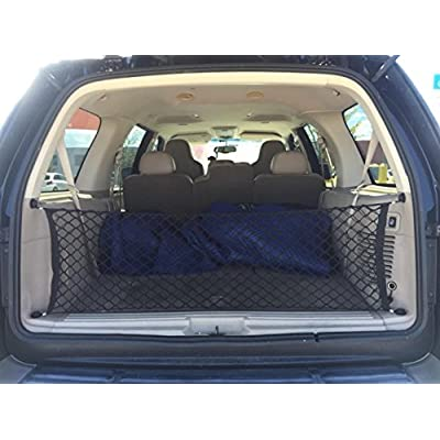 Envelope Style Trunk Cargo Net For FORD Escape 2013 - 2020 NEW: Automotive