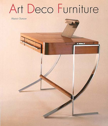 Art Deco Furniture: The French (Art Deco Cheese)