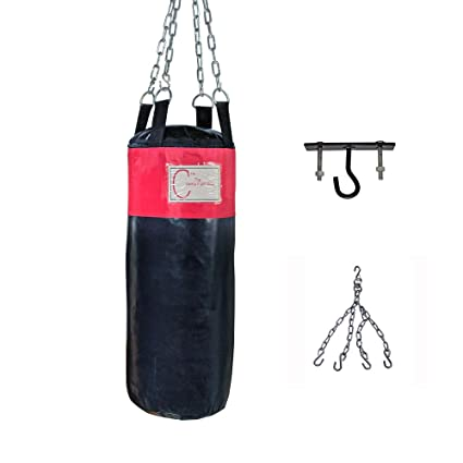 4 Panel Punch Bag Chain for Muay Thai MMA Kickboxing Heavy Punching Bags