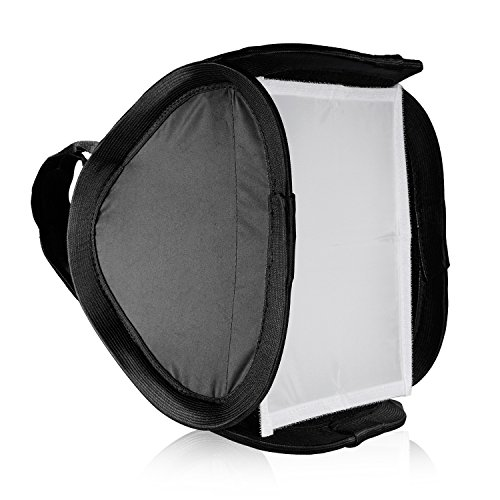 Neewer Protable Foldable Off-Camera Flash Softbox Diffuser