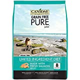 CANIDAE Grain Free PURE Sea Dog Dry Formula with Fresh Salmon, 24 lbs