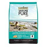 Canidae Grain Free Pure Sea Dog Dry Formula With Fresh Salmon, 24 Lbs