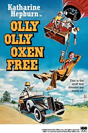 Amazon Com Olly Olly Oxen Free Katharine Hepburn Richard Colla Richard Colla Movies Tv