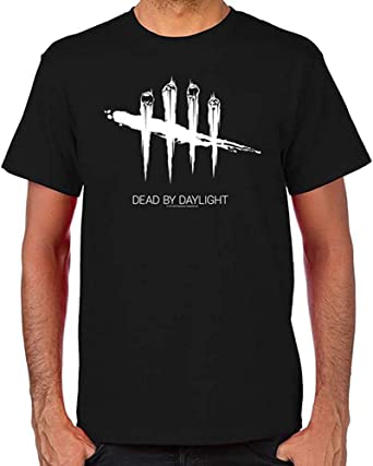 Top Tshirt Dead By Daylight Logo Men S T Shirt Amazon Com Discover 111 free dead by daylight png images with transparent backgrounds. top tshirt dead by daylight logo men s